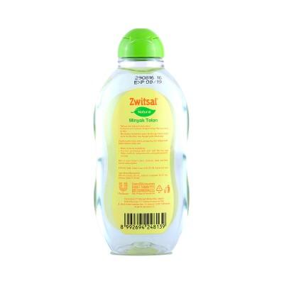 Zwitsal Natural Minyak Telon 100Ml